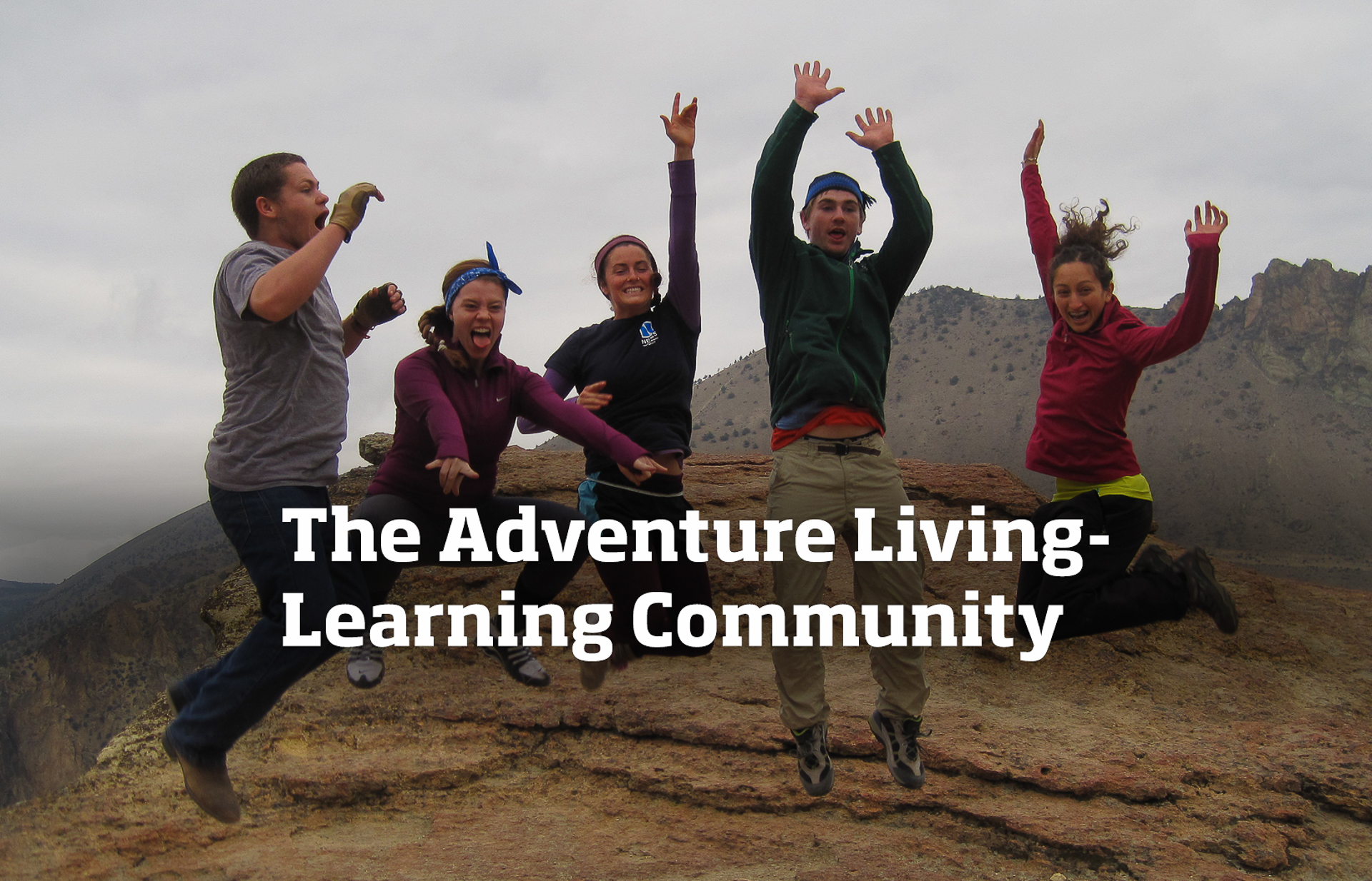 Adventure Living-Learning Community