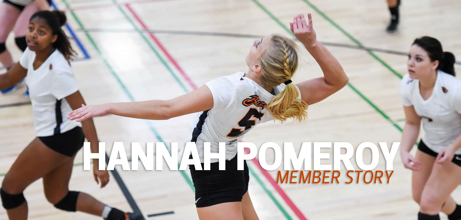 Member Story Hannah Pomeroy And Intramural Sports Recreational Sports Oregon State University