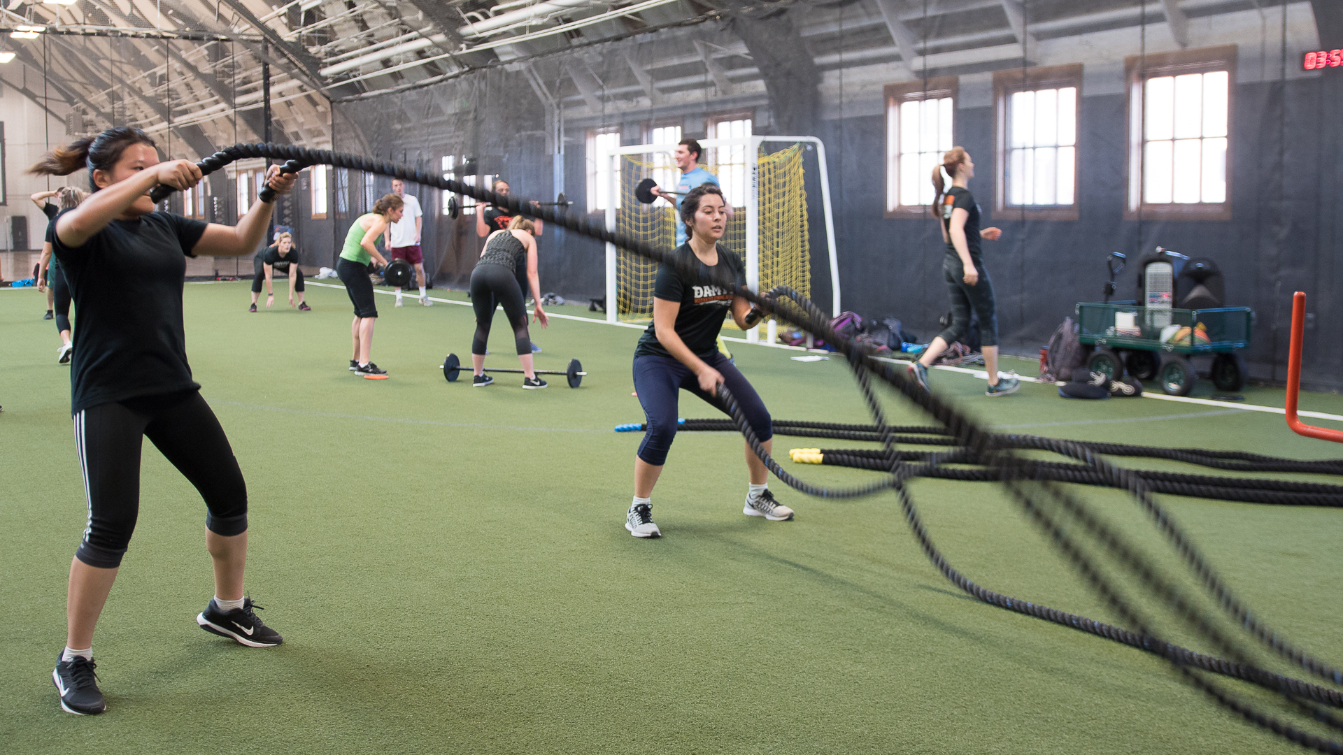 Group training recreational sports oregon state university all of our dam fit trainers must also hold a nationally recognized personal training certification in addition to completing an extensive training for dam 1betcityfo Image collections