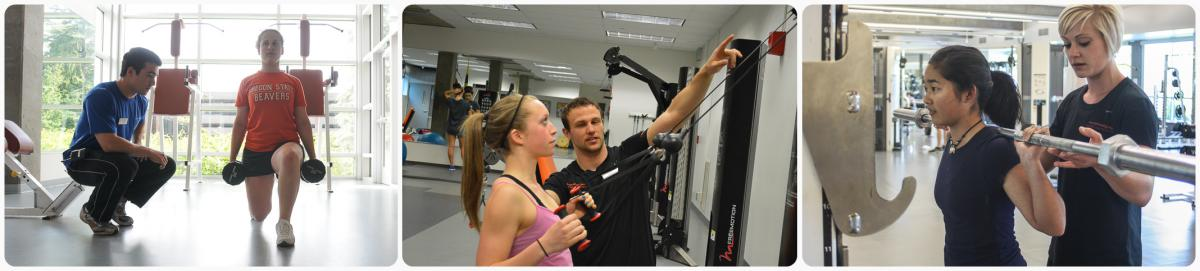 Personal Training Oregon State University