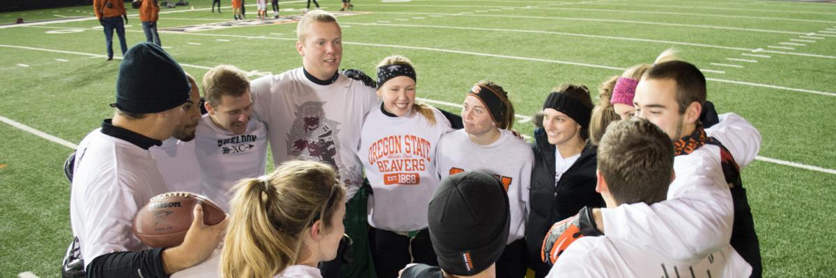 Flag Football OSU