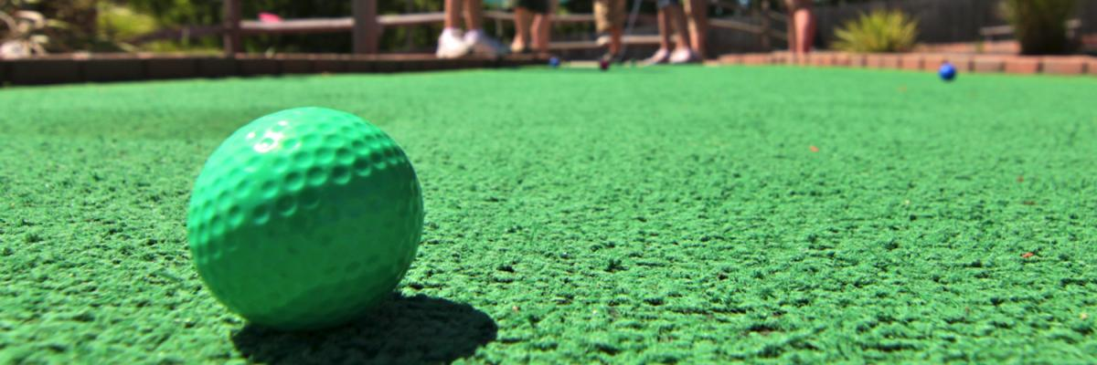 Oregon State University Intramural Sports mini golf