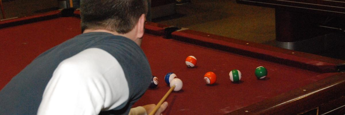 oregon state university Intramural Sports  billiards
