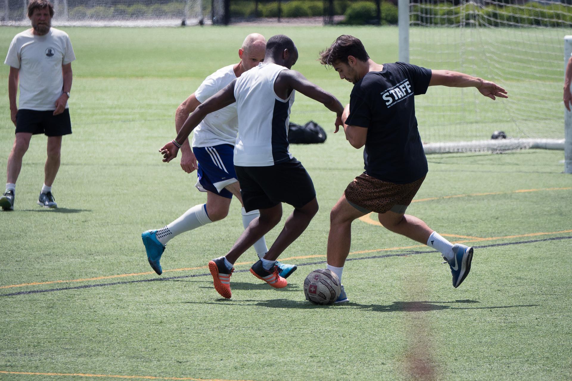 Soccer ON student legacy park