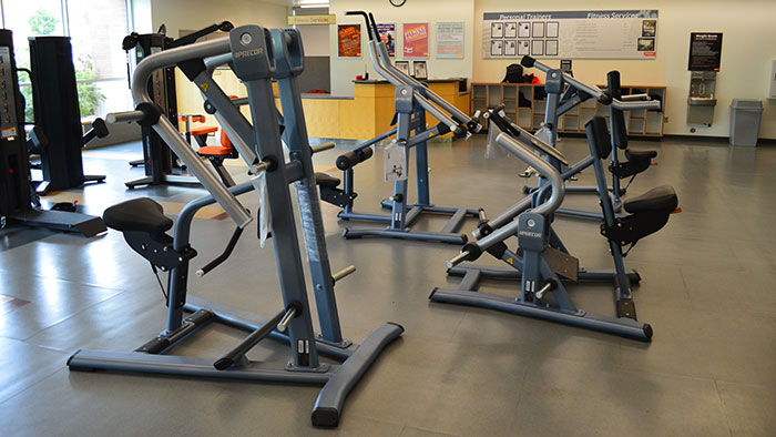 Precor Weight Equipment