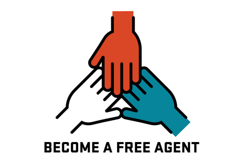 Become Free Agent